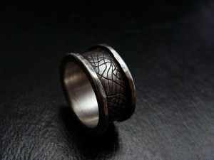 Channeled Ring